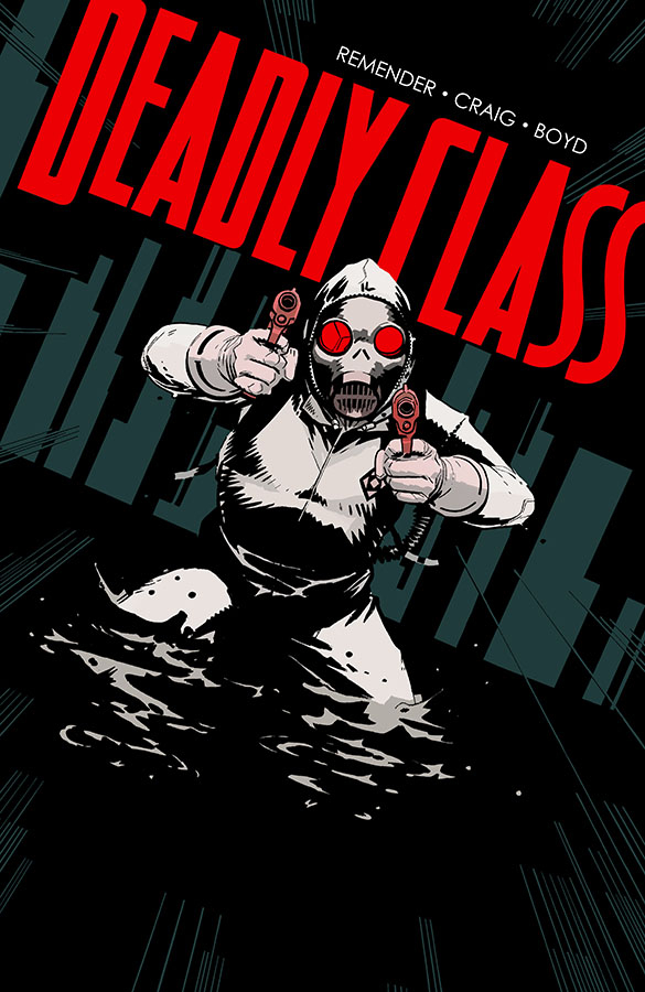 DEADLY CLASS #26 (MR)