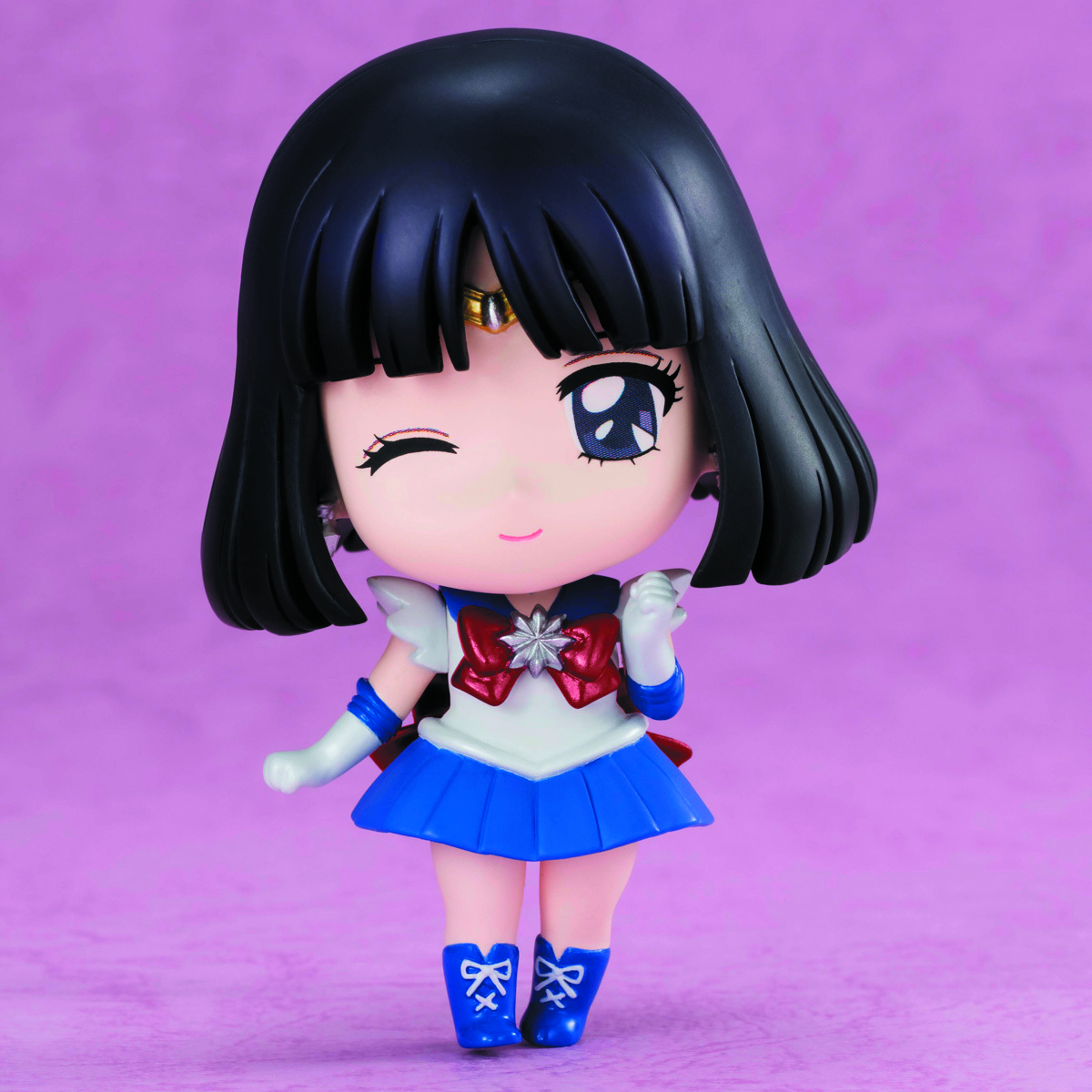 SAILOR MOON PETIT DELUX SAILOR SATURN FIG