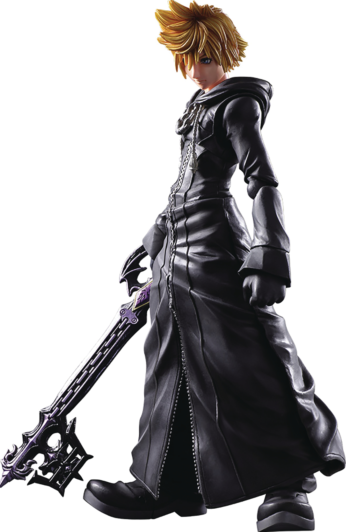 KINGDOM HEARTS II ROXAS PLAY ARTS KAI AF ORG XIII VER