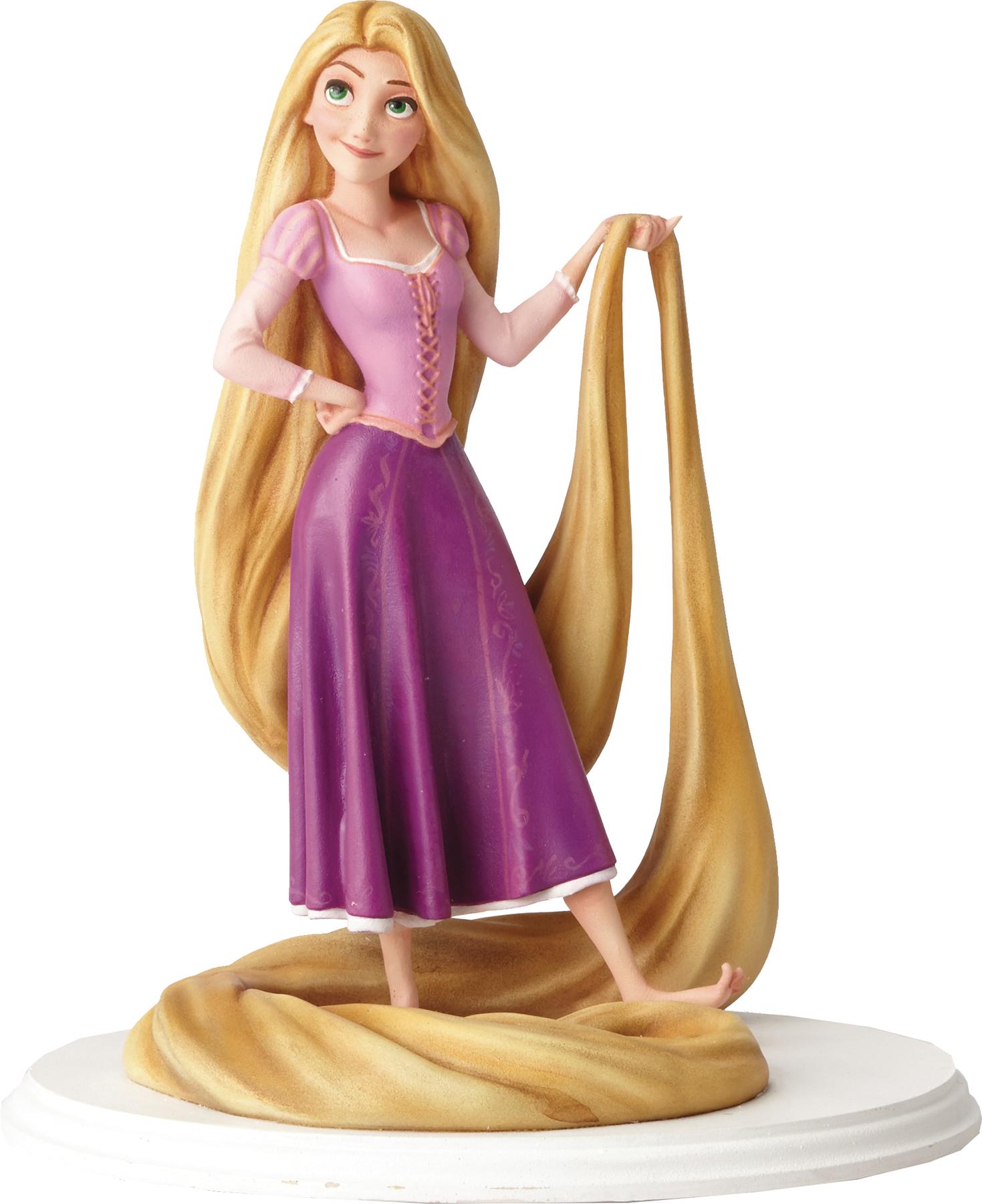 Aug169308 walt disney archives coll rapunzel maquette previews world - Disney raiponce ...