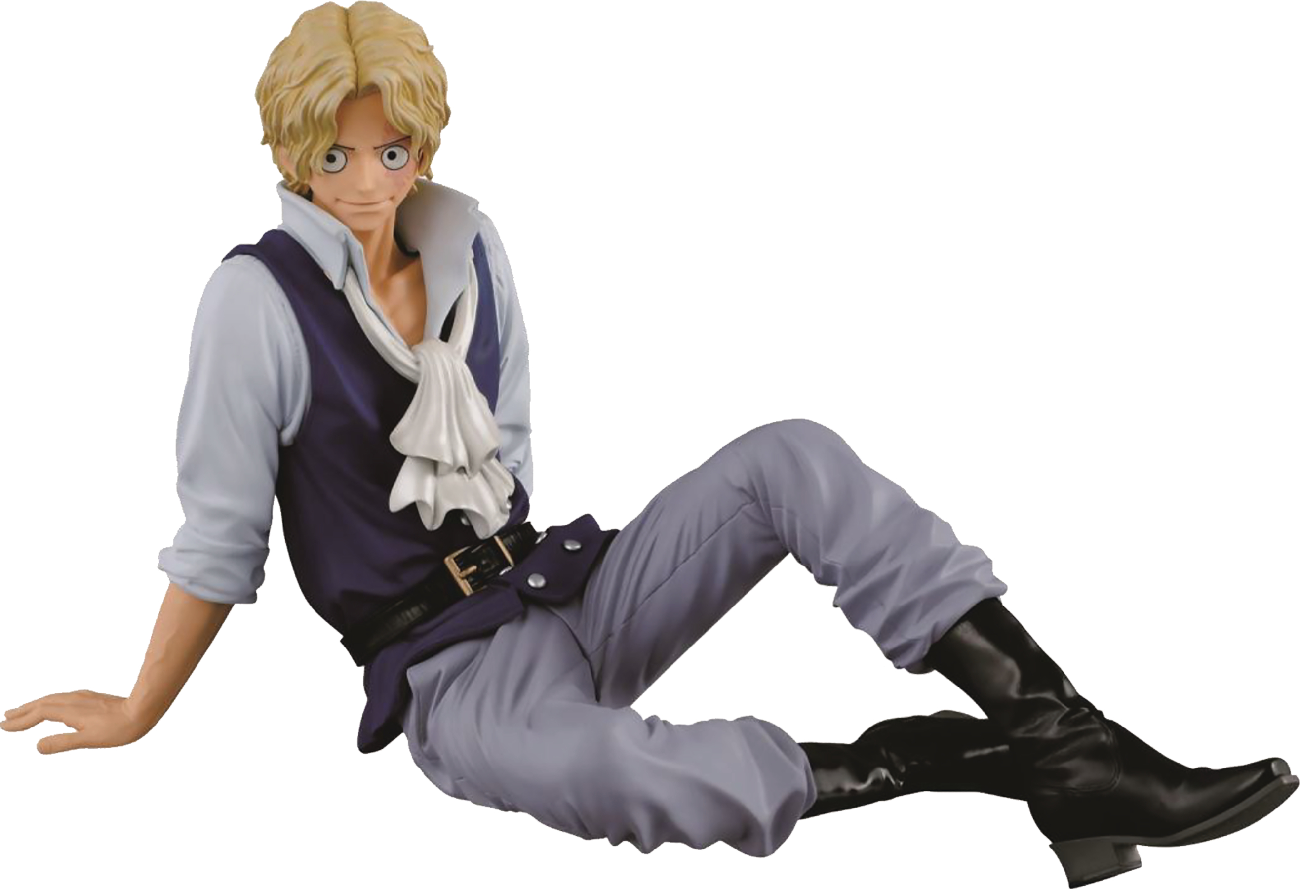 ONE PIECE SCULTURES BIG ZOUKEIO SPEC SABO FIG