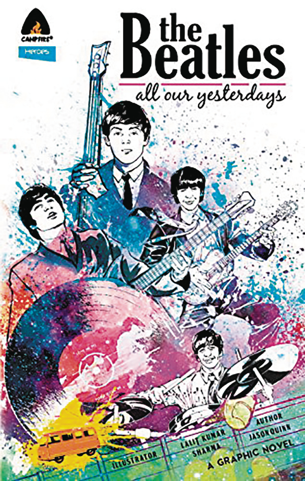 BEATLES ALL OUR YESTERDAYS GN