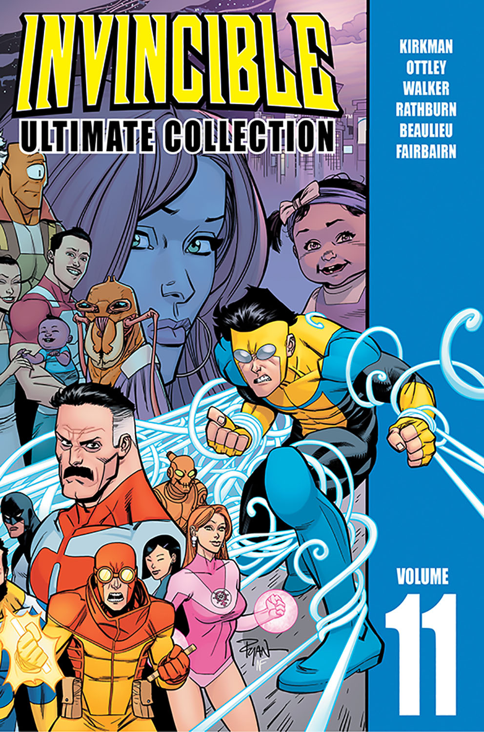 INVINCIBLE HC VOL 11 ULTIMATE COLL (MAR170859) (MR)