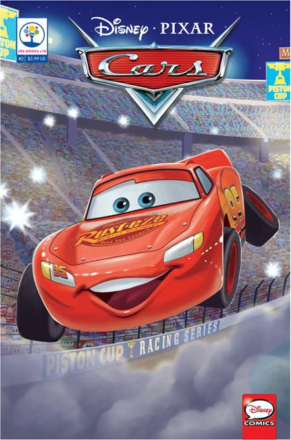 dec161756 disney pixar cars 2 previews world. Black Bedroom Furniture Sets. Home Design Ideas