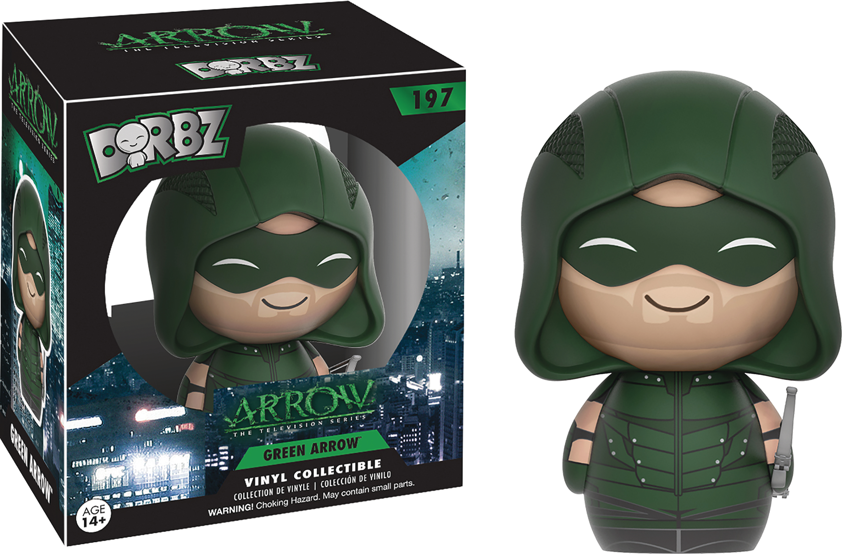 DORBZ ARROW TV ARROW VINYL FIG