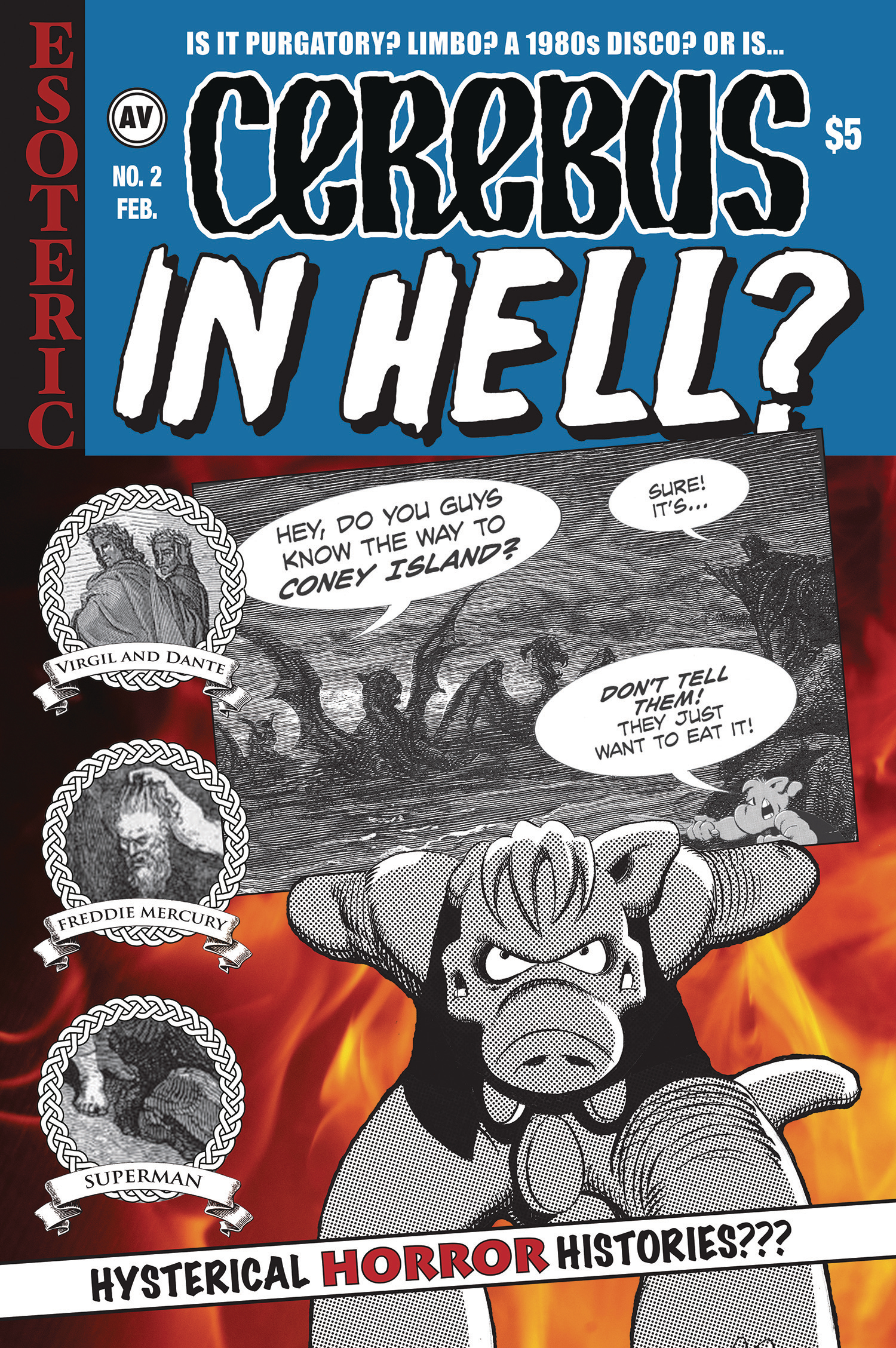CEREBUS IN HELL #2