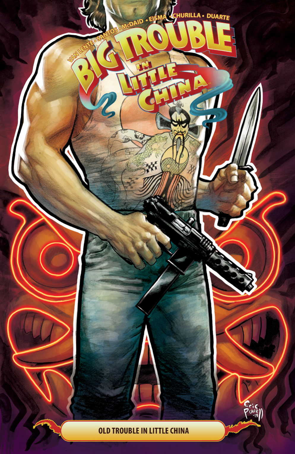BIG TROUBLE IN LITTLE CHINA TP VOL 06
