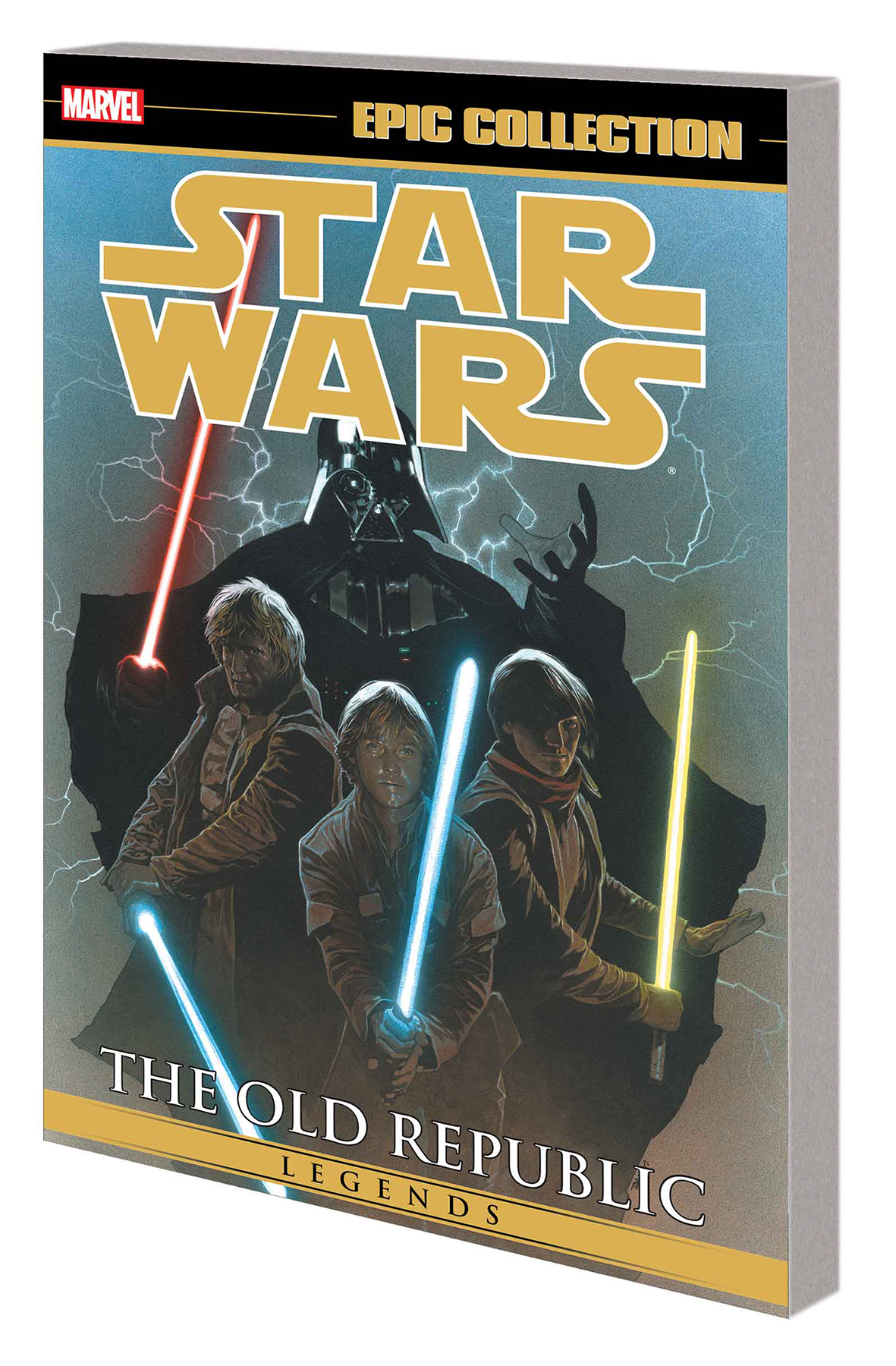 STAR WARS LEGENDS EPIC COLLECTION OLD REPUBLIC TP VOL 02