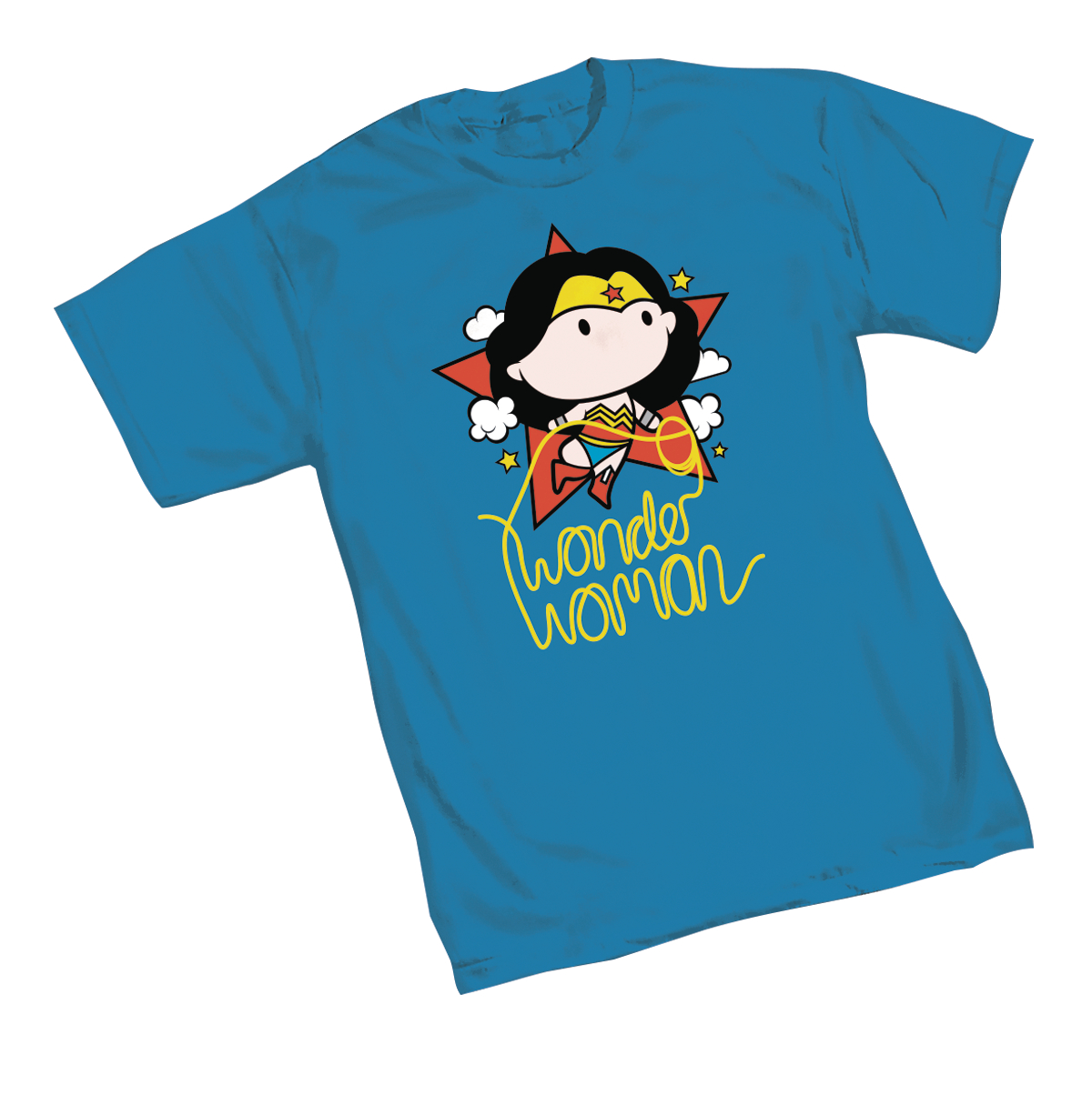 WONDER WOMAN CUTIE II T/S XXL