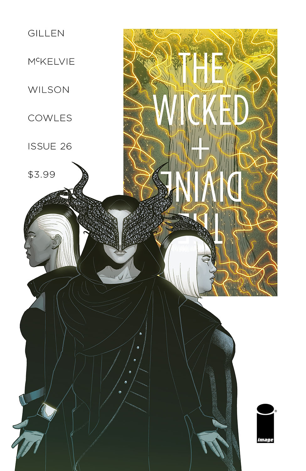 WICKED & DIVINE #26 CVR A MCKELVIE & WILSON (MR)