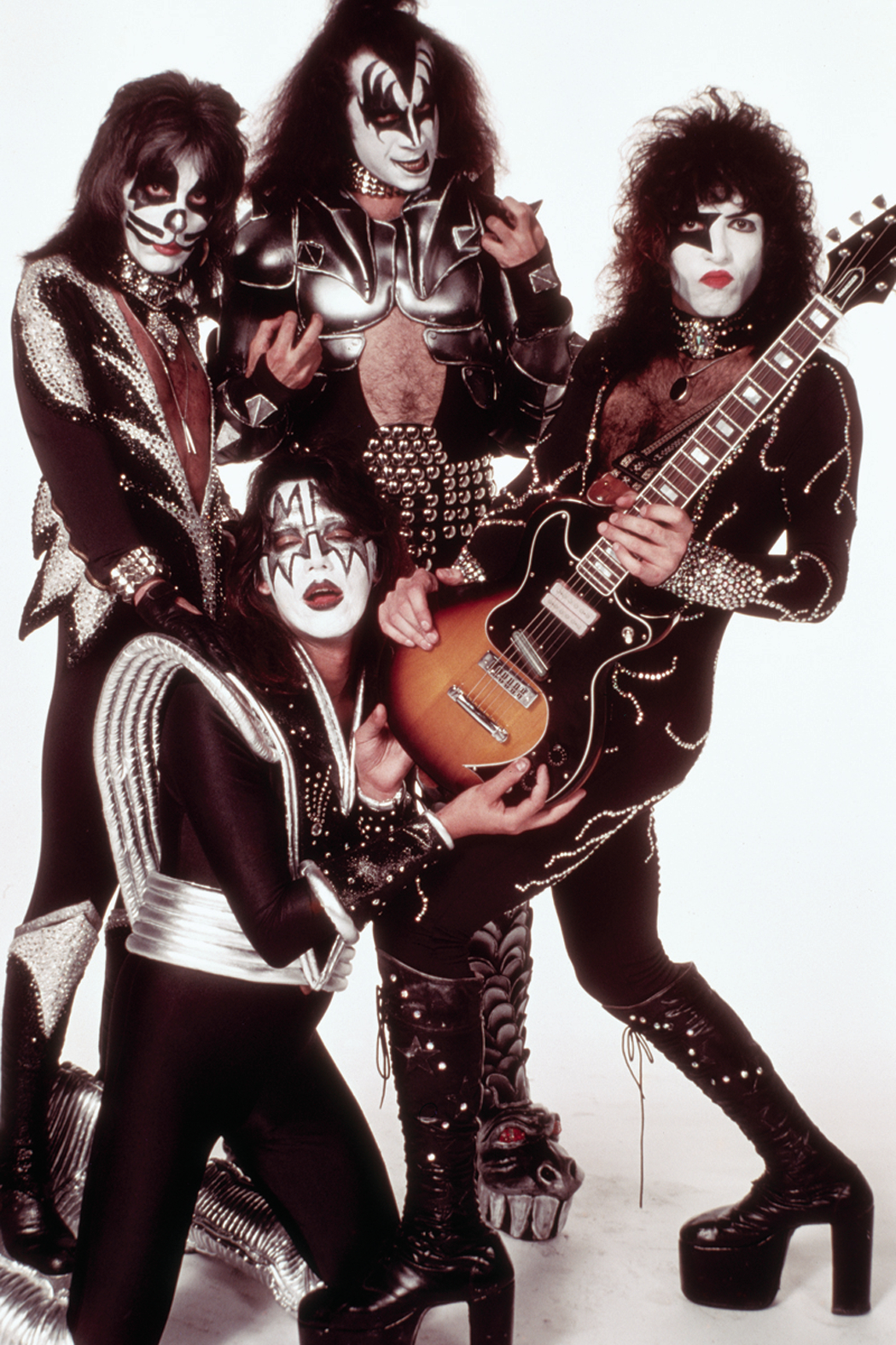 KISS #5 CVR F 25 COPY PHOTO VIRGIN INCV