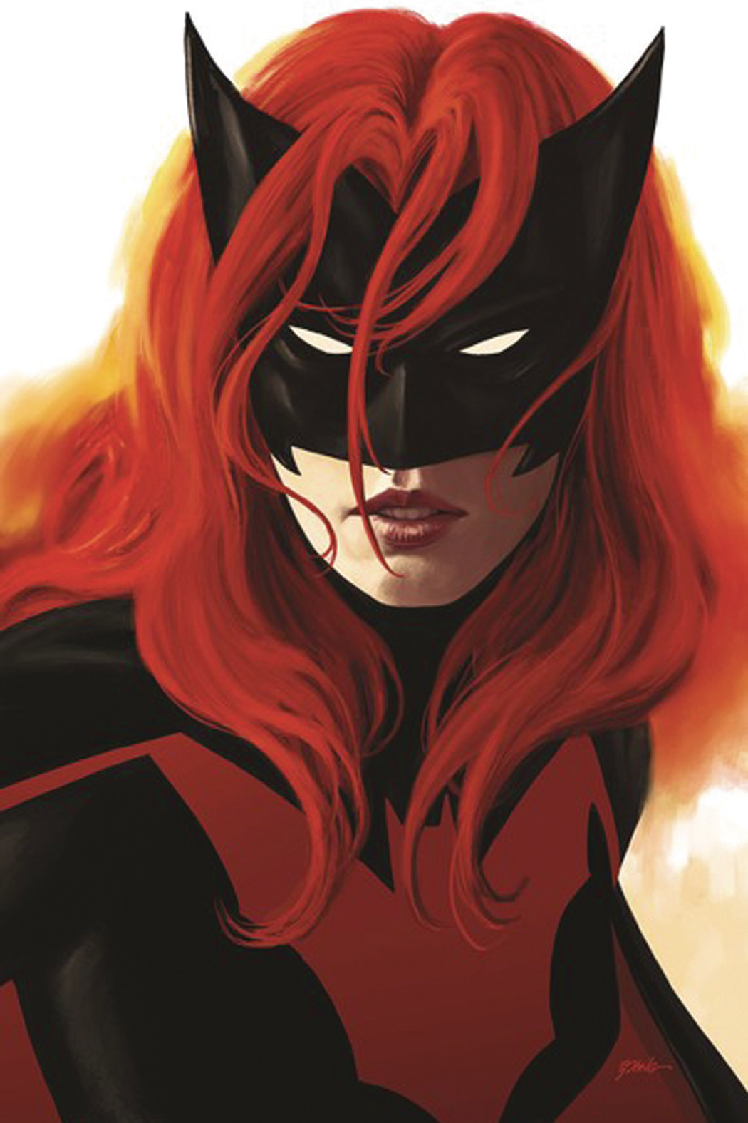 DF BATWOMAN REBIRTH #1 LTD SILVER TYNION SGN
