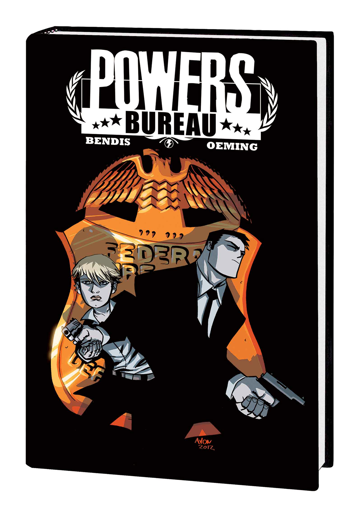 POWERS DEFINITIVE HC COLLECTION VOL 07 BUREAU SAGA HC (MR)