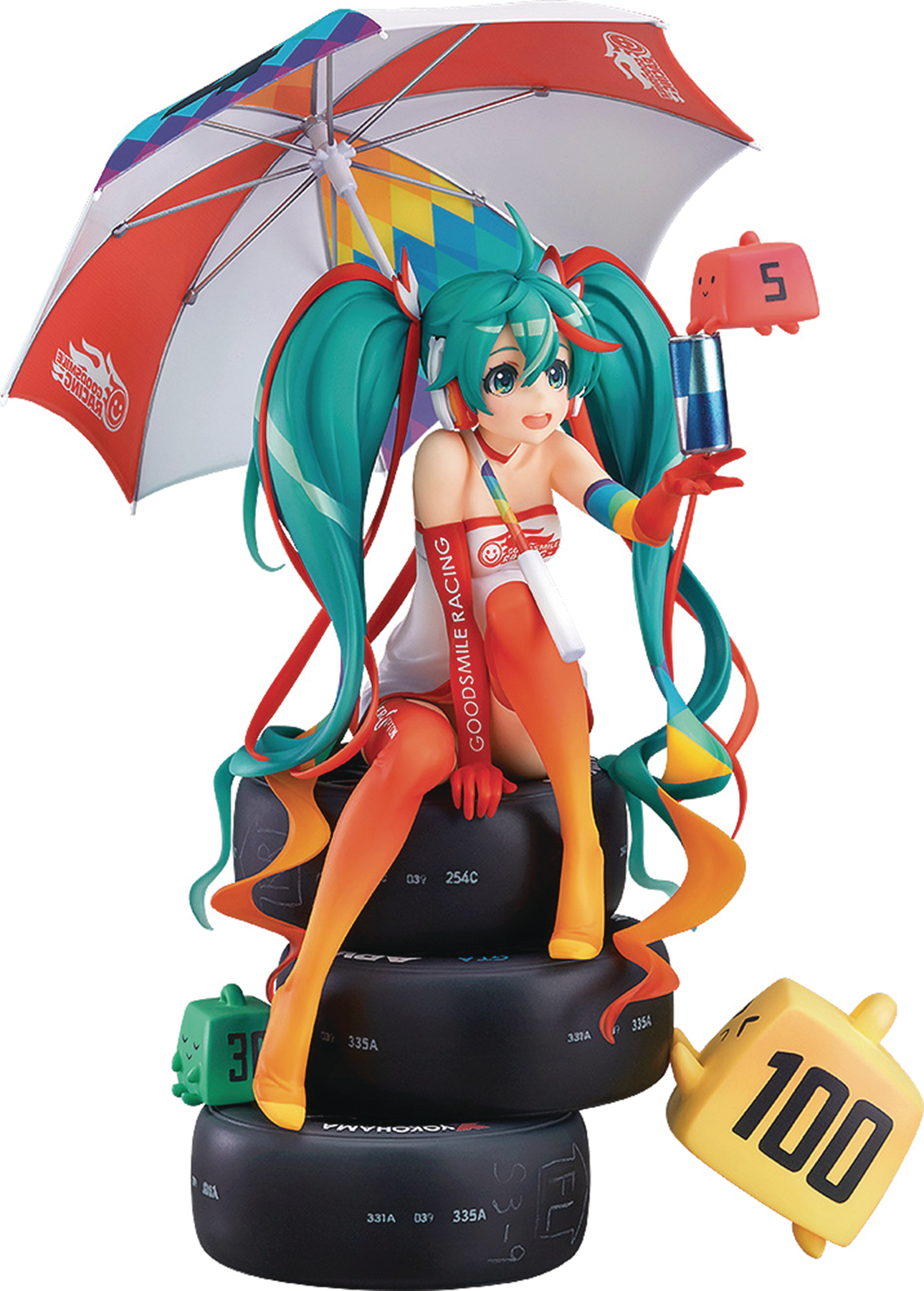 RACING MIKU 1/8 SCALE PVC FIG 2016 VER