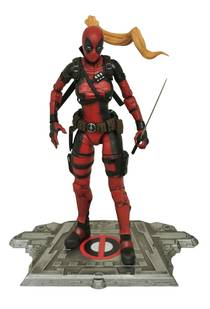 MARVEL SELECT LADY DEADPOOL AF