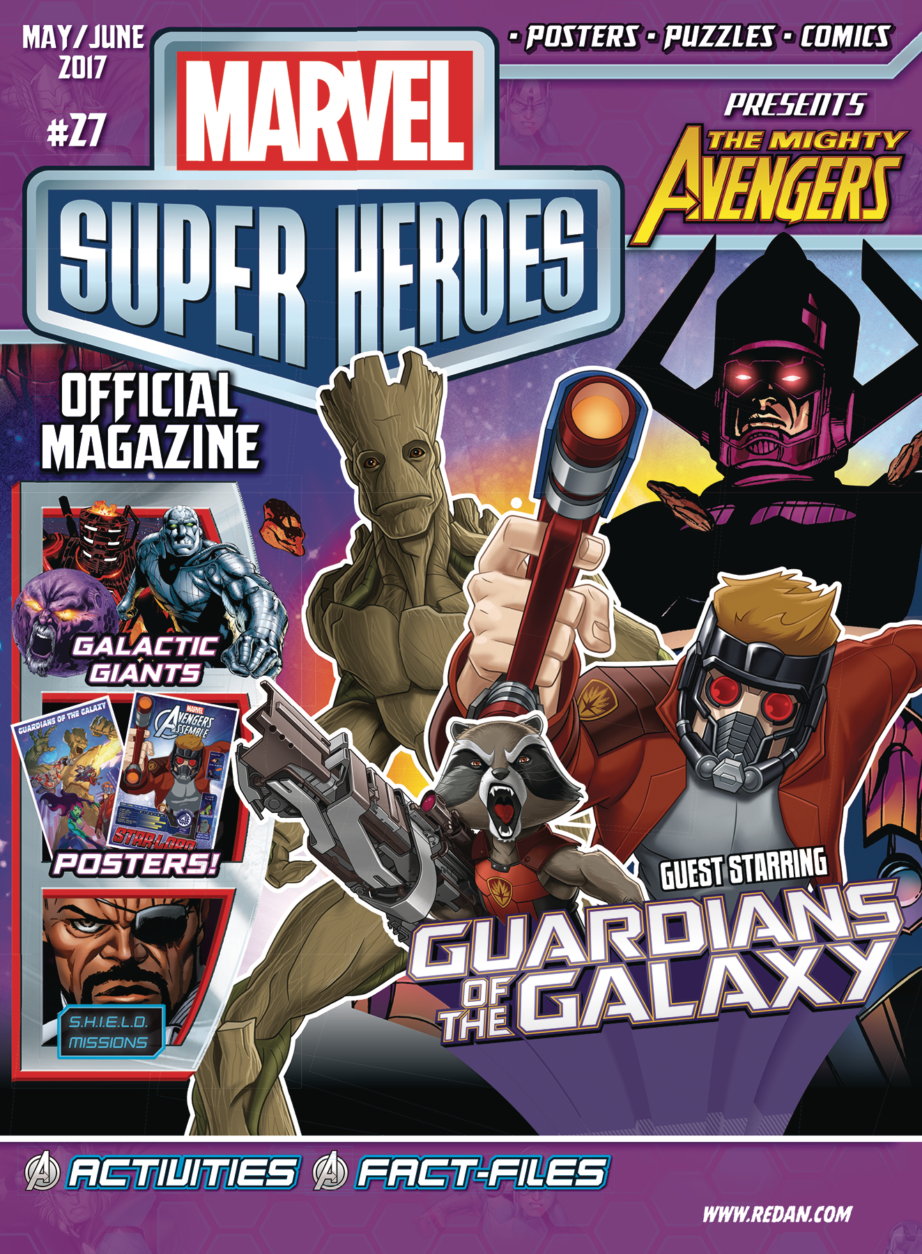 MARVEL SUPER HEROES MAGAZINE #27