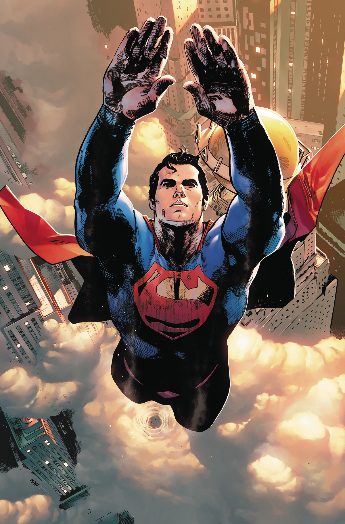 SUPERMAN ACTION COMICS TP VOL 02 WELCOME TO THE PLANET