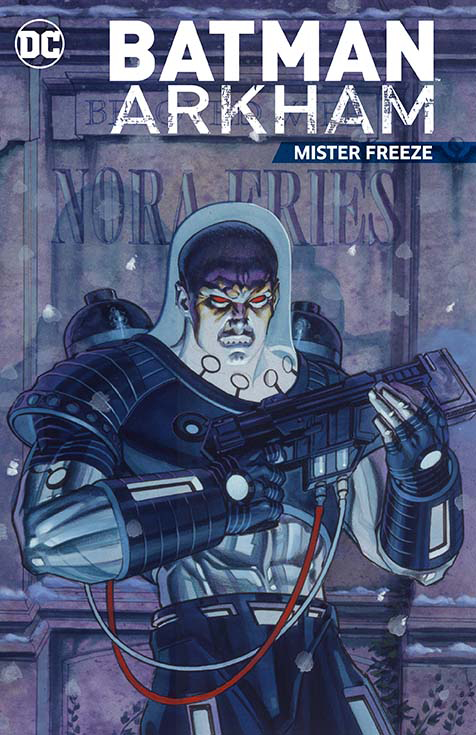 BATMAN ARKHAM MISTER FREEZE TP
