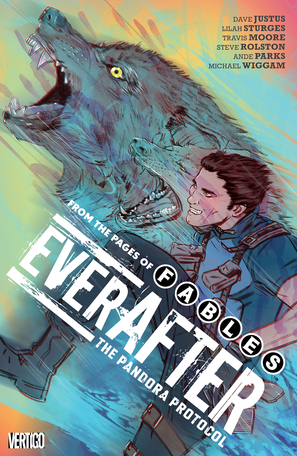 EVERAFTER FROM THE PAGES OF FABLES TP VOL 01 PANDORA (MR)