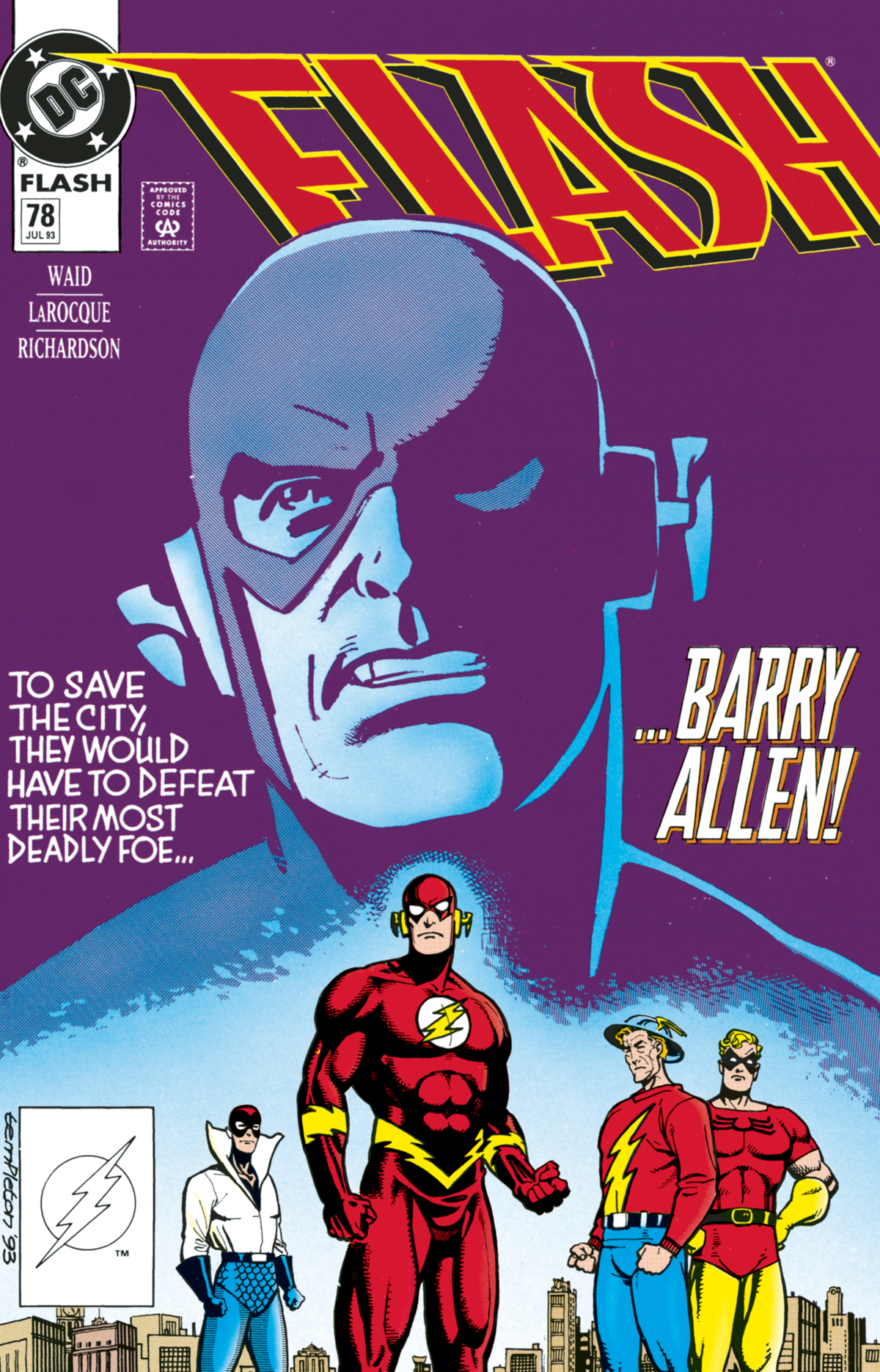 FLASH BY MARK WAID TP BOOK 02