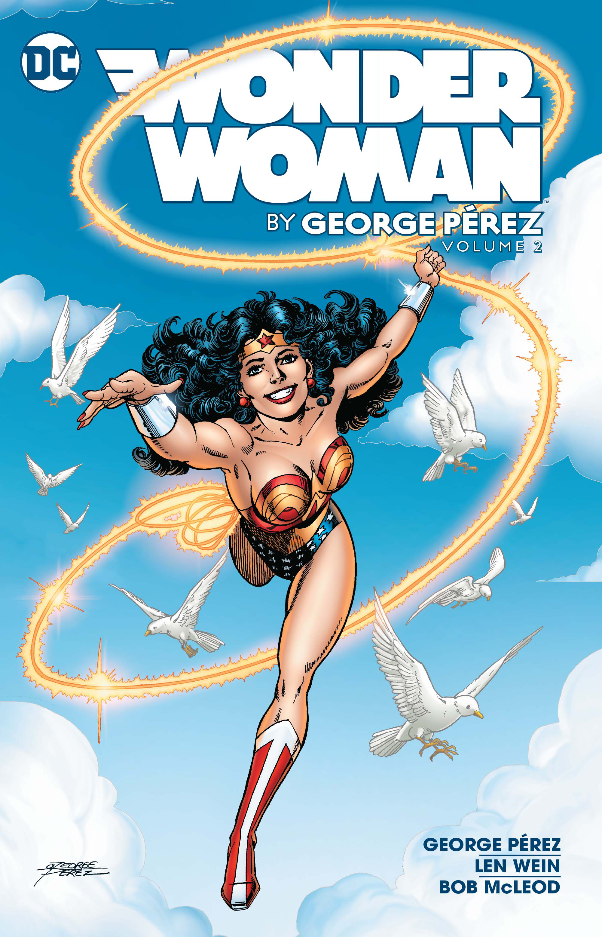 WONDER WOMAN BY GEORGE PEREZ TP VOL 02