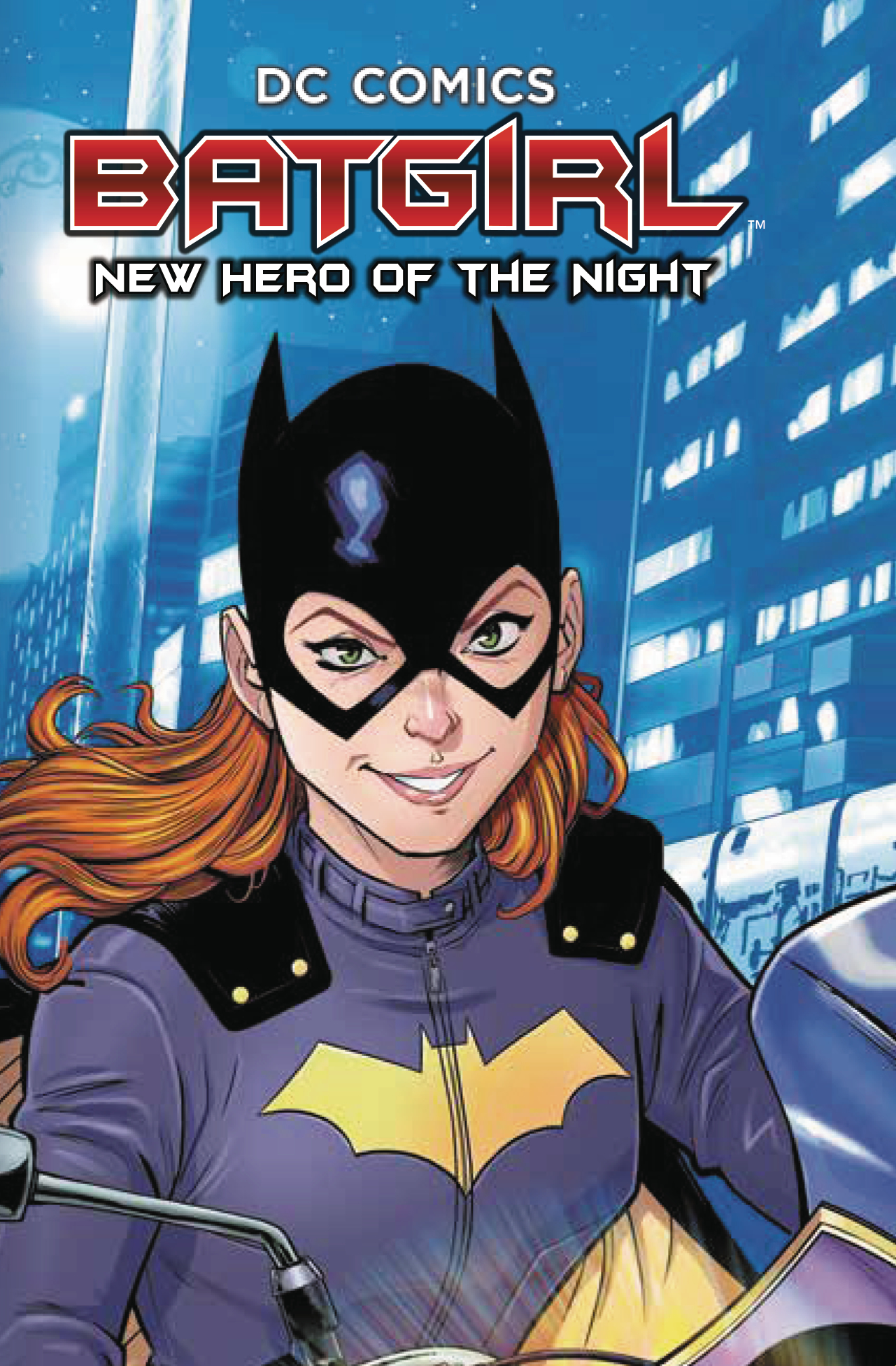 BATGIRL NEW HERO OF THE NIGHT YR SC