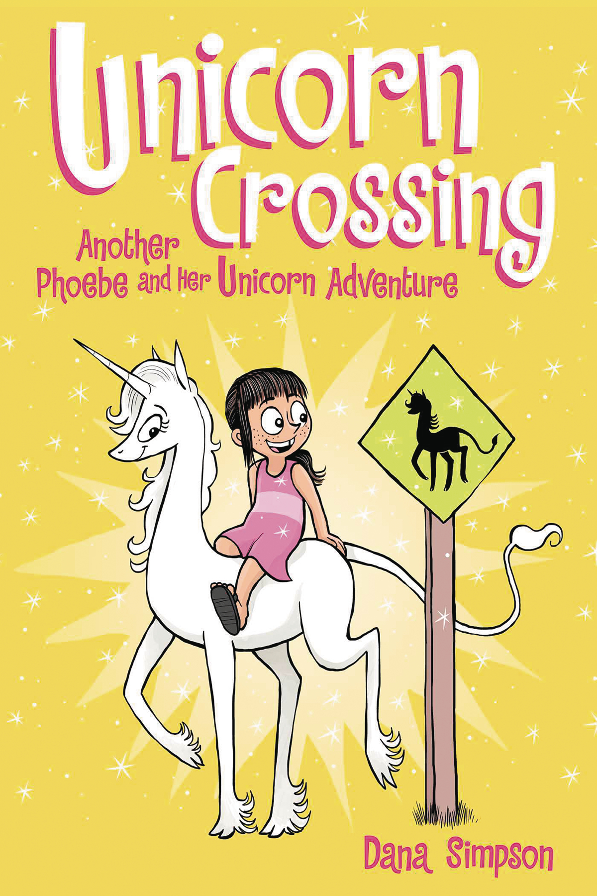 HEAVENLY NOSTRILS CHRONICLE GN VOL 05 UNICORN CROSSING