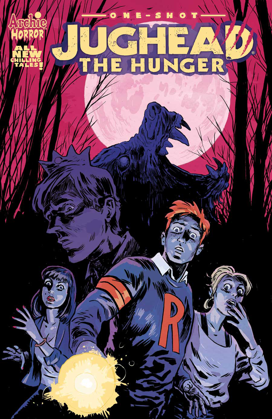 JUGHEAD THE HUNGER ONE SHOT CVR A MICHAEL WALSH