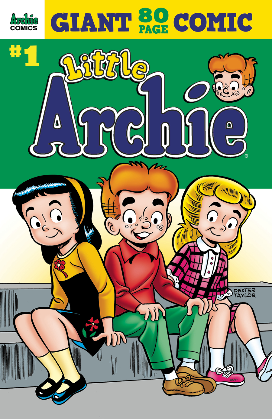 LITTLE ARCHIE 80 PAGE GIANT COMIC #1