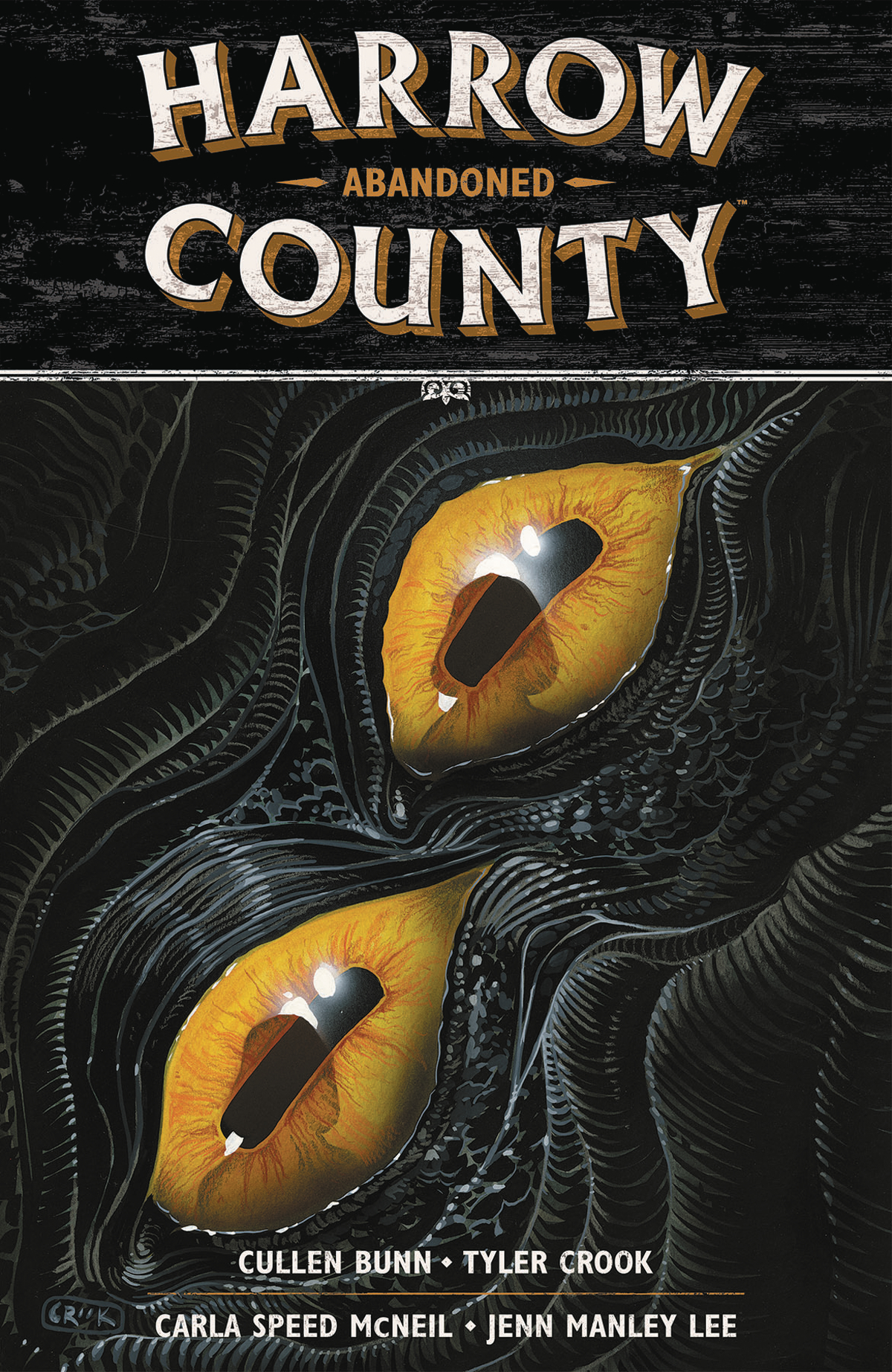 Harrow County Vol. 5: Abandoned TP Reviews