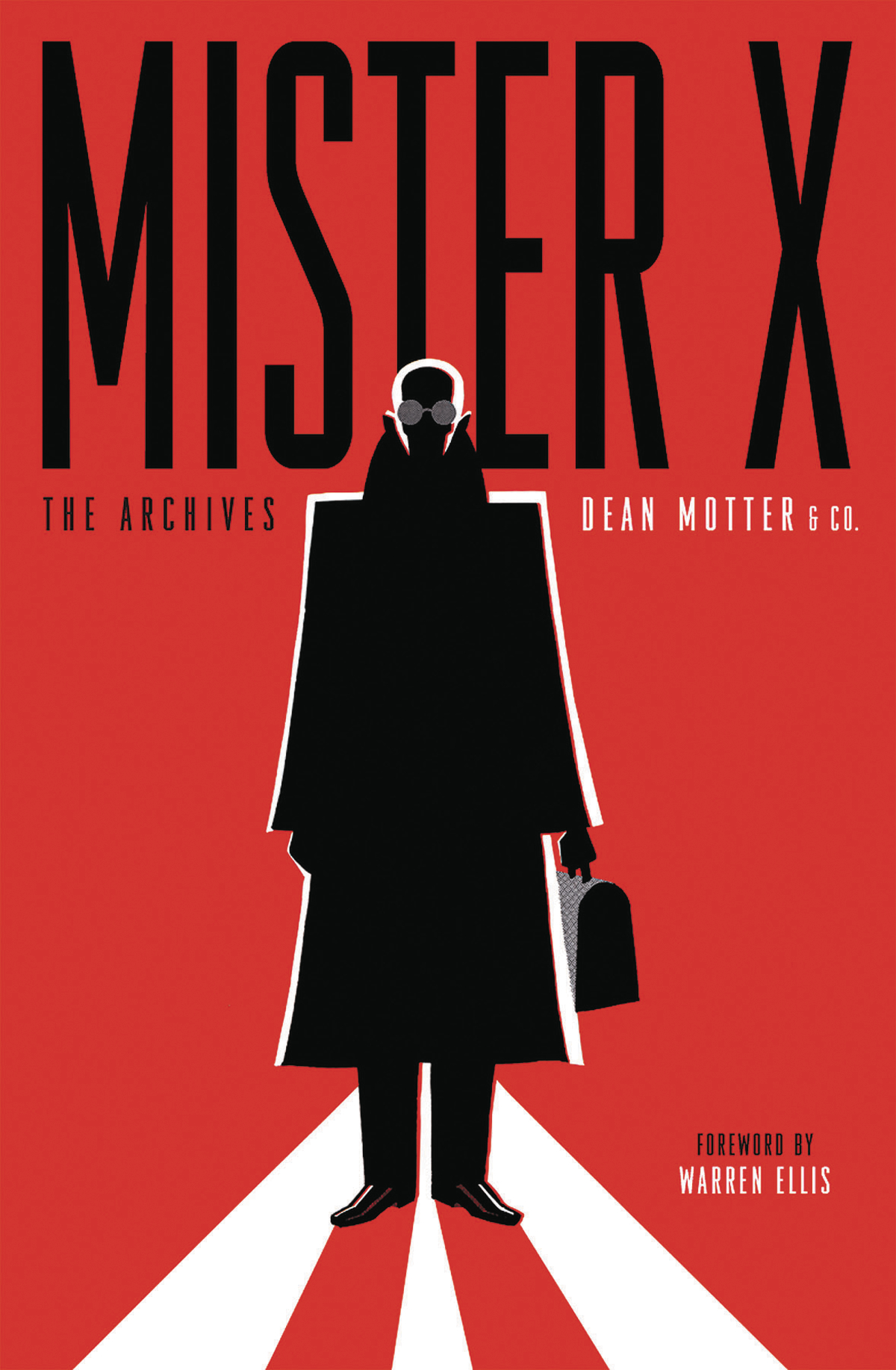 MISTER X ARCHIVES TP (JAN170138)
