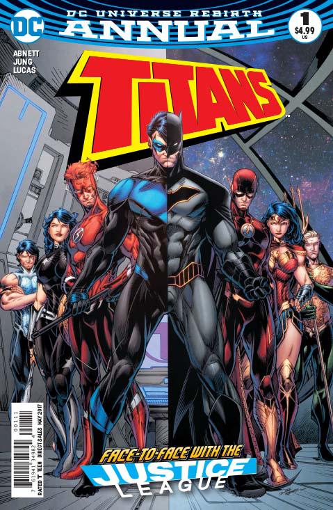Fantasy League Book Cover ~ Jan titans annual previews world