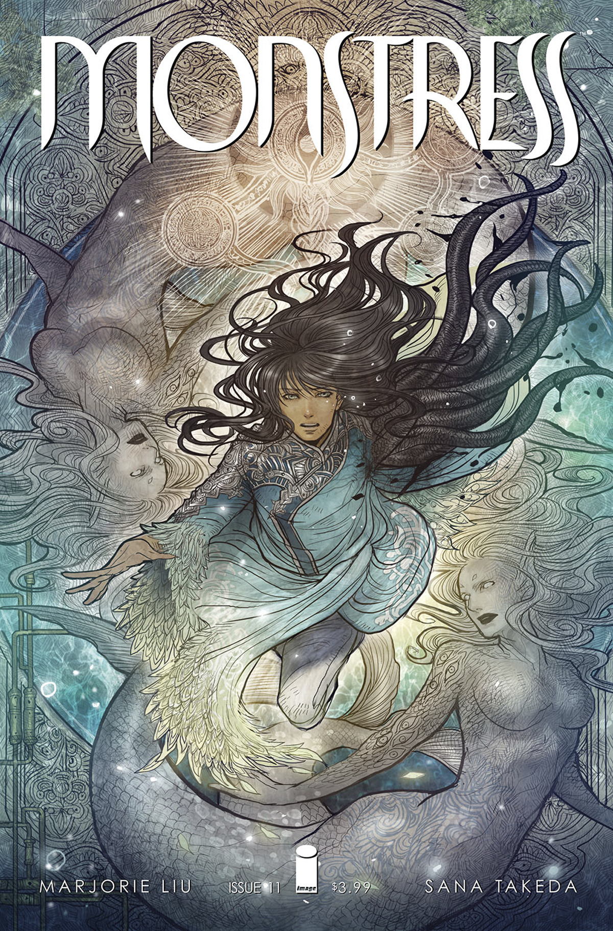 MONSTRESS #11 (MR)