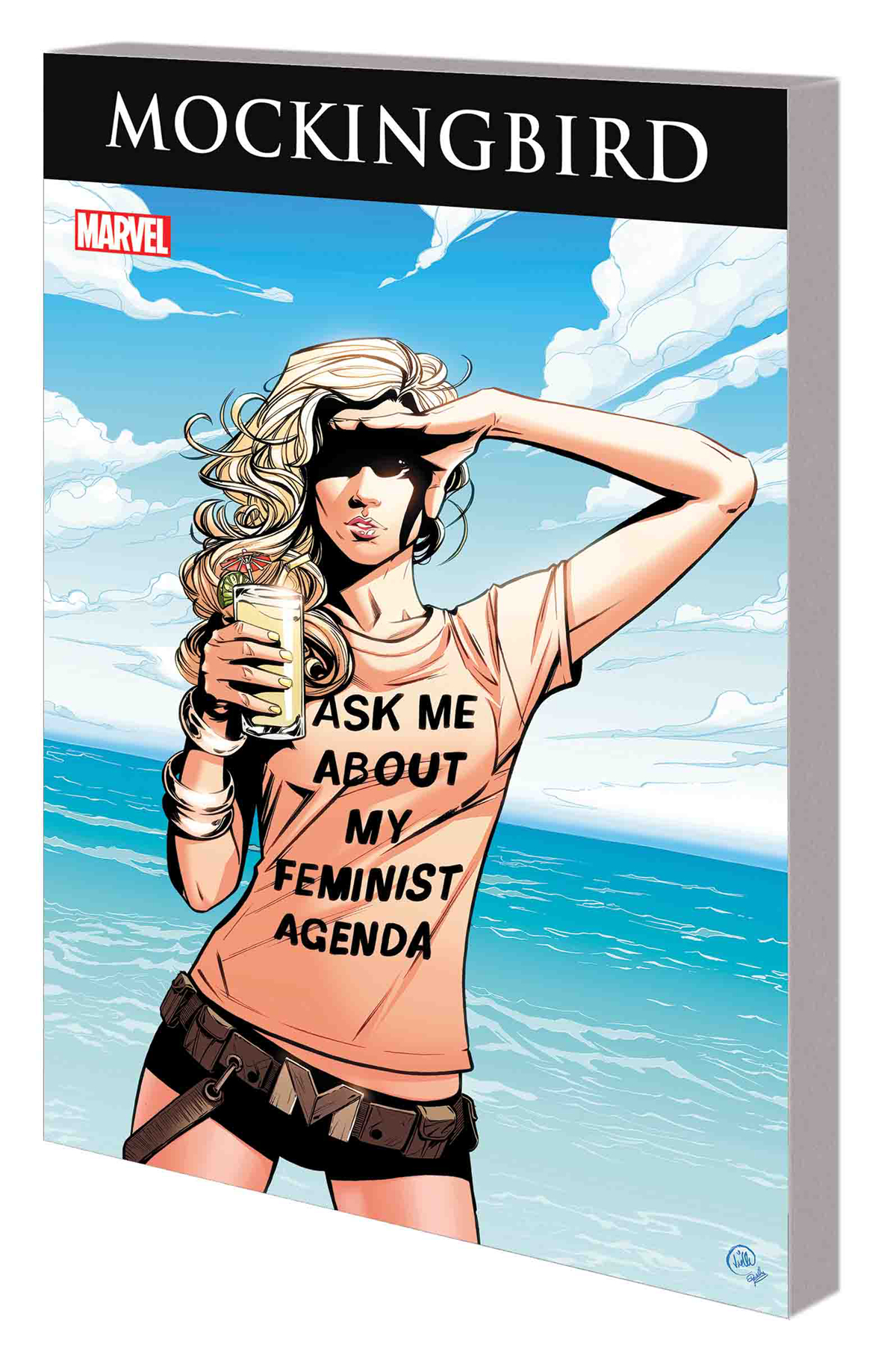 MOCKINGBIRD TP VOL 02 MY FEMINIST AGENDA