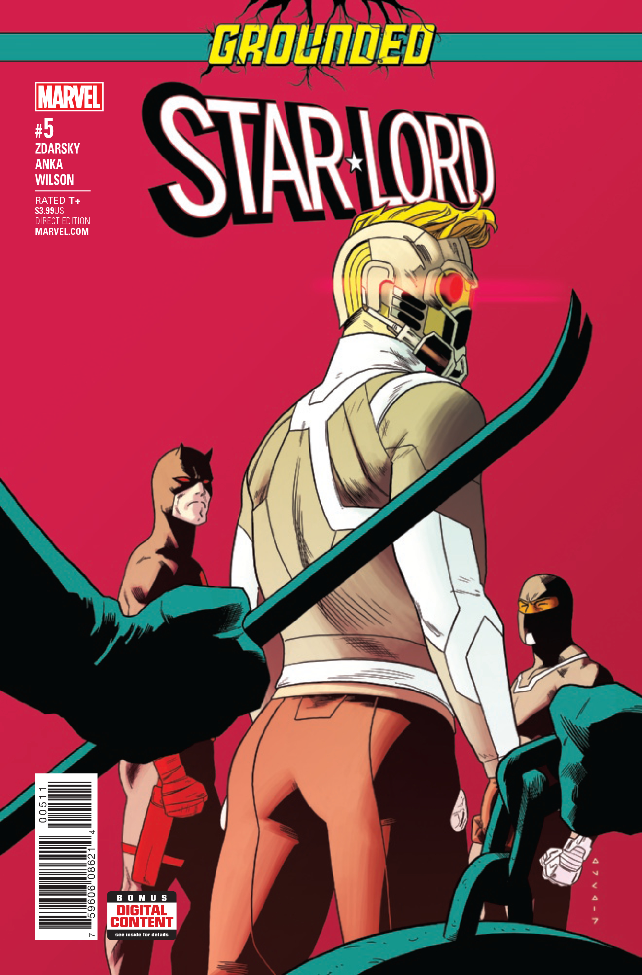 STAR-LORD #5