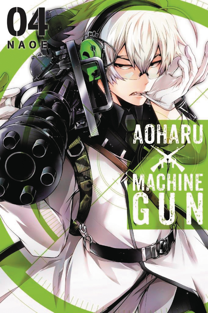 AOHARU X MACHINEGUN GN VOL 04