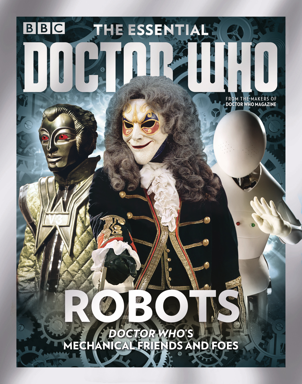 DOCTOR WHO ESSENTIAL GUIDE #10 ROBOTS