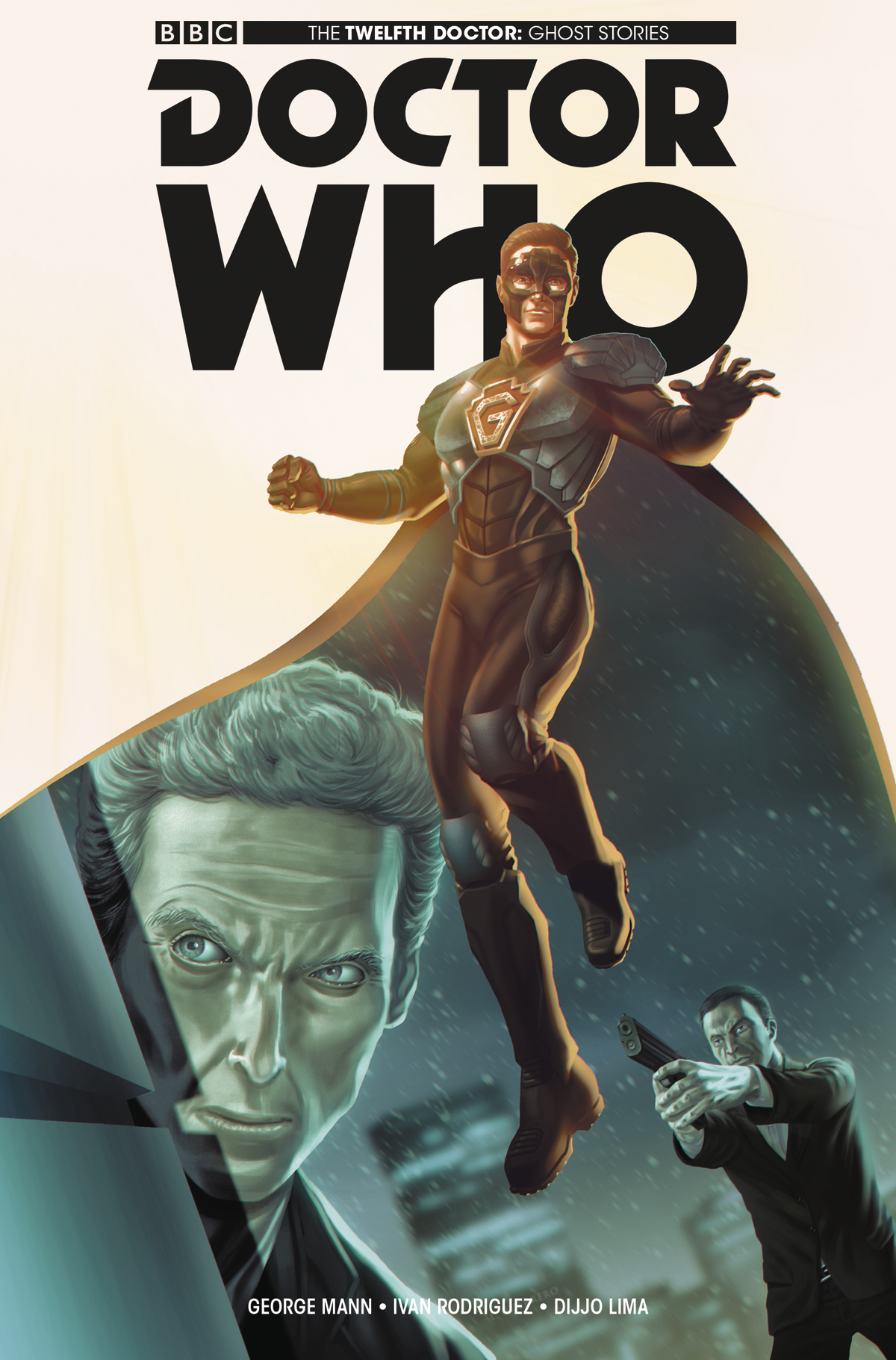 DOCTOR WHO GHOST STORIES #1