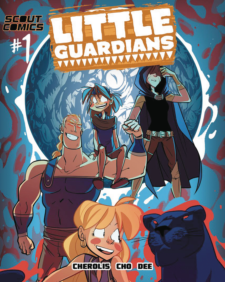 LITTLE GUARDIANS #1