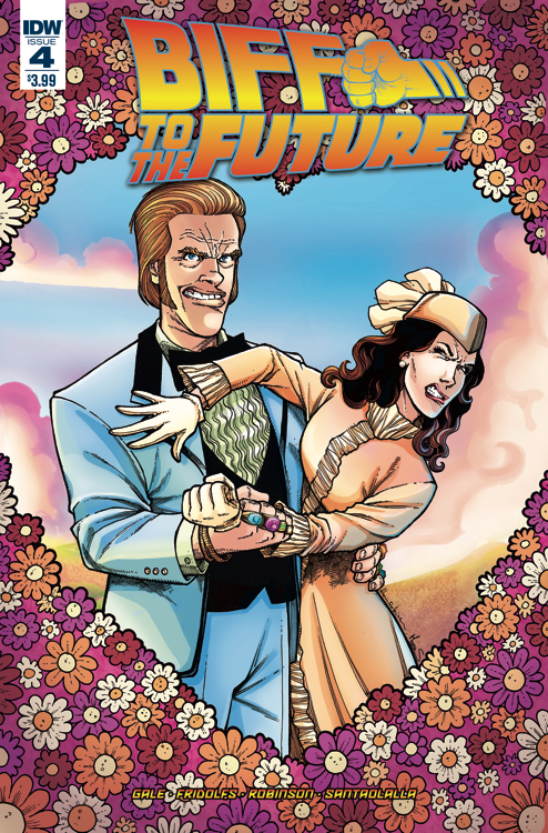BACK TO THE FUTURE BIFF TO THE FUTURE #4