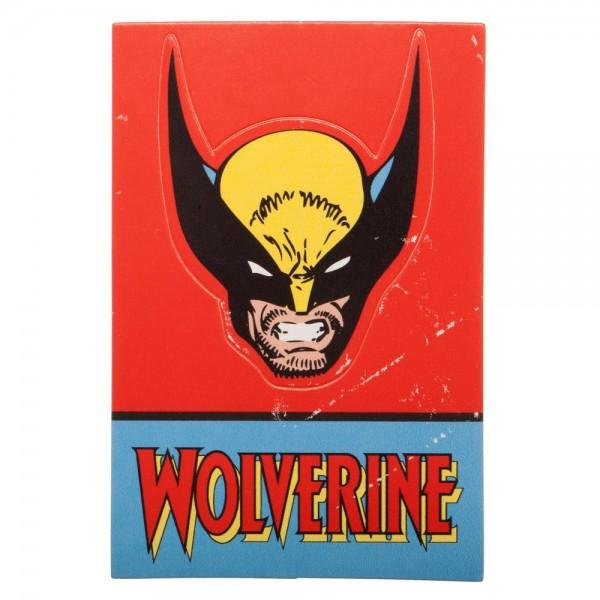 nov168766 marvel x men wolverine logo lanyard previews world