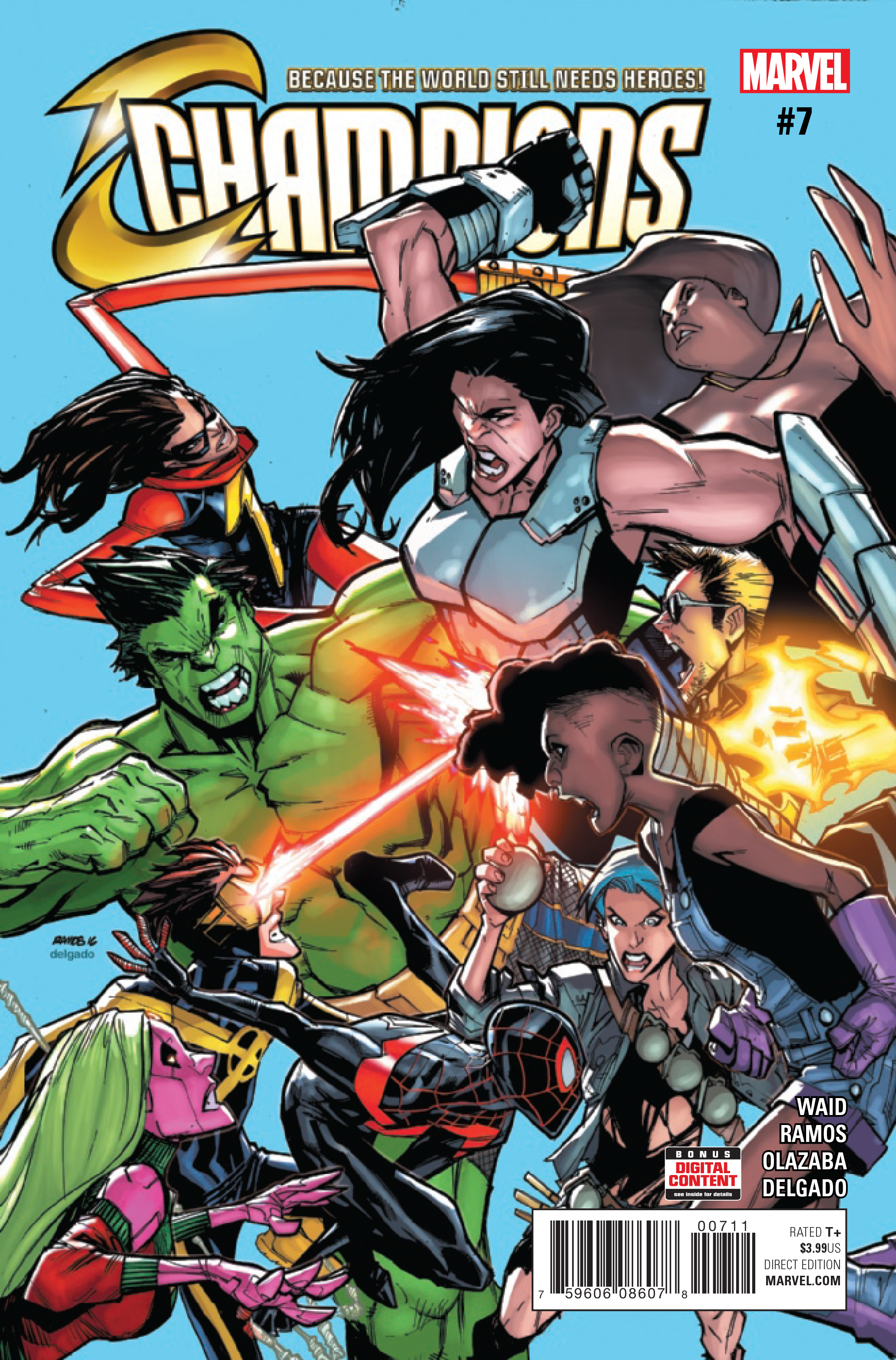 Image result for champions #7
