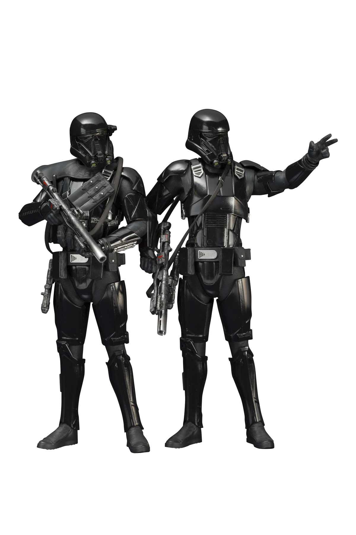 SW R1 DEATH TROOPER ARTFX+ STATUE 2PK