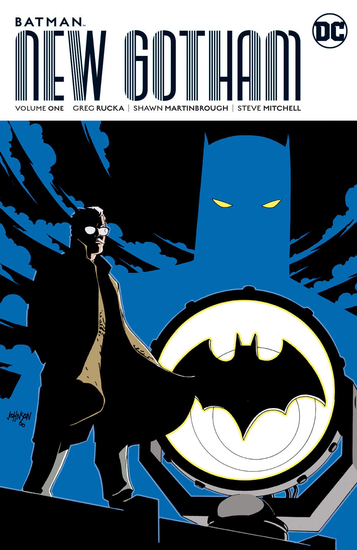 BATMAN NEW GOTHAM TP VOL 01