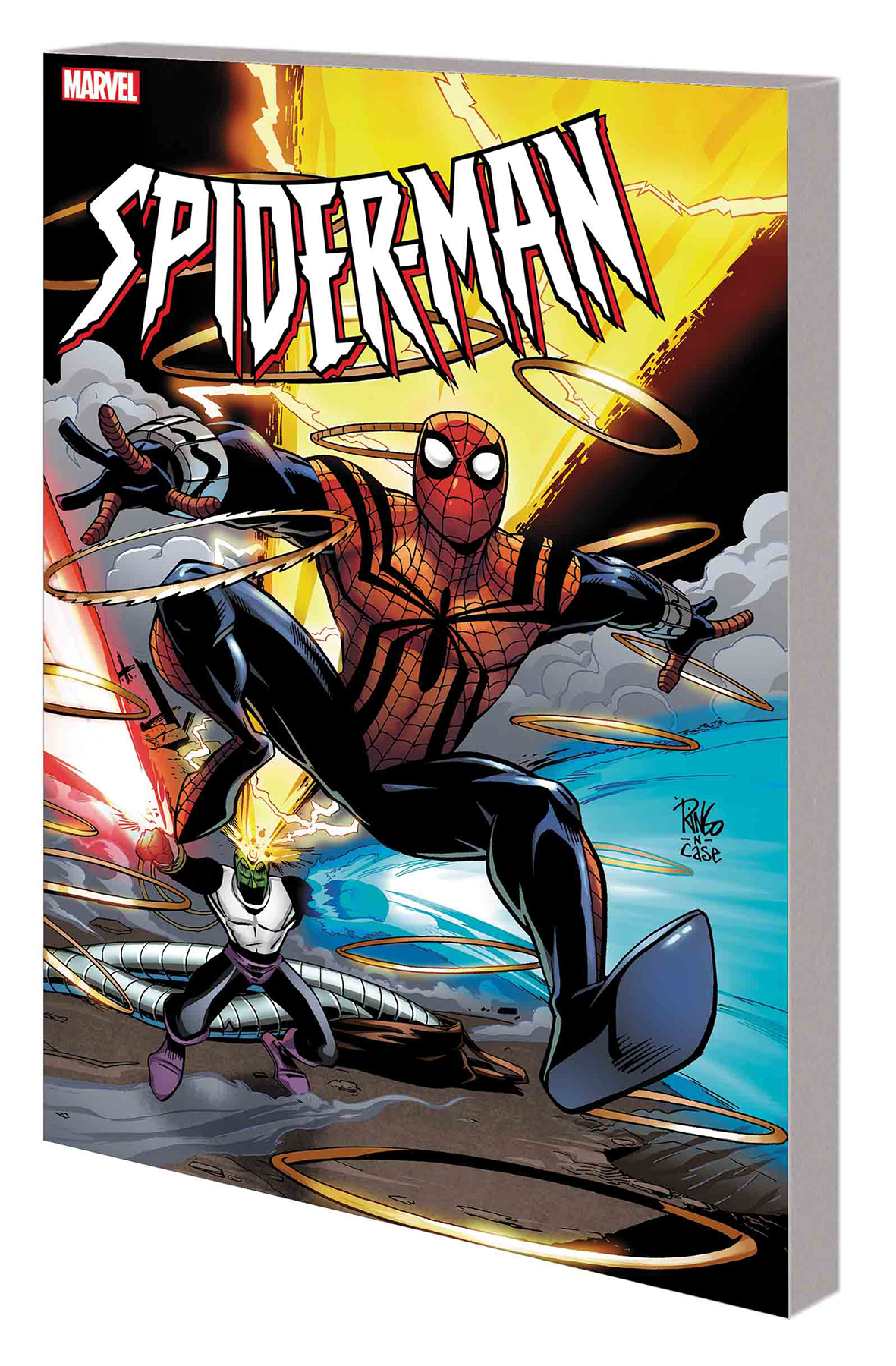 SPIDER MAN BY TODD DEZAGO AND MIKE WIERINGO TP