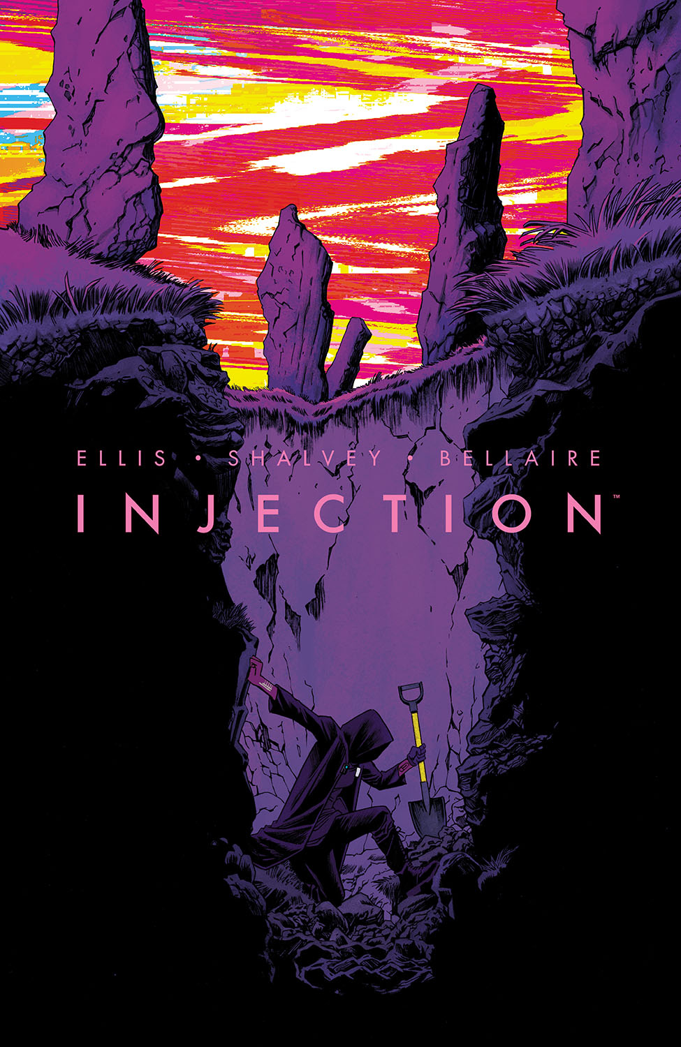 INJECTION #12 CVR A SHALVEY & BELLAIRE