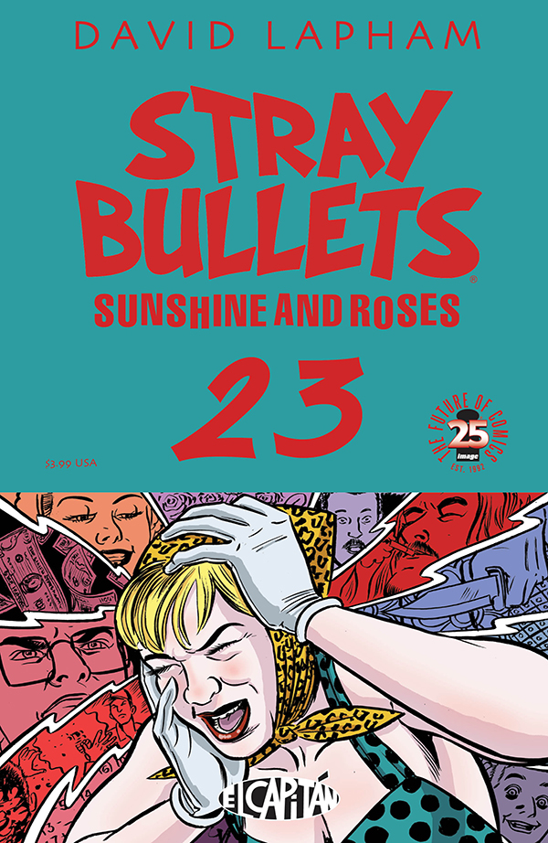 STRAY BULLETS SUNSHINE & ROSES #23