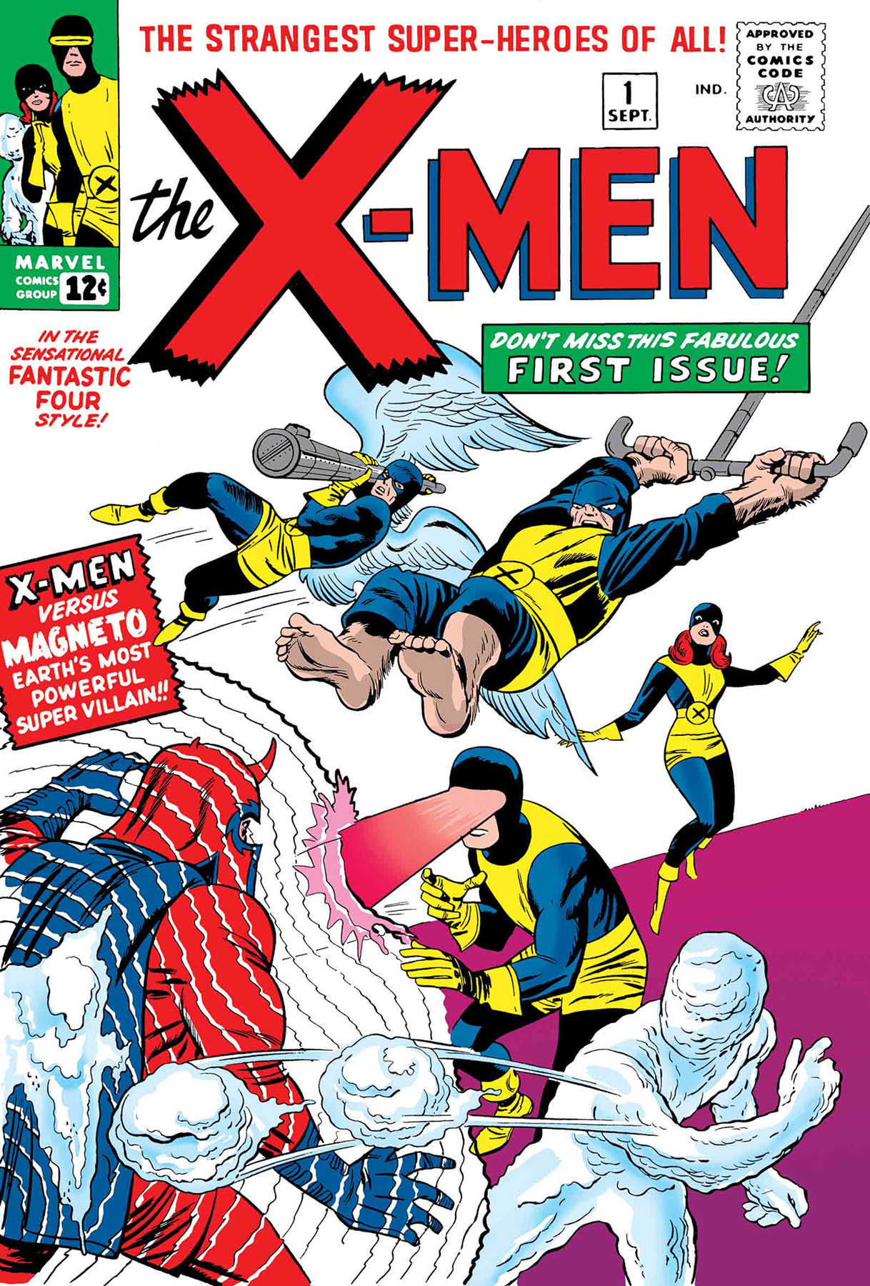 TRUE BELIEVERS X-MEN #1