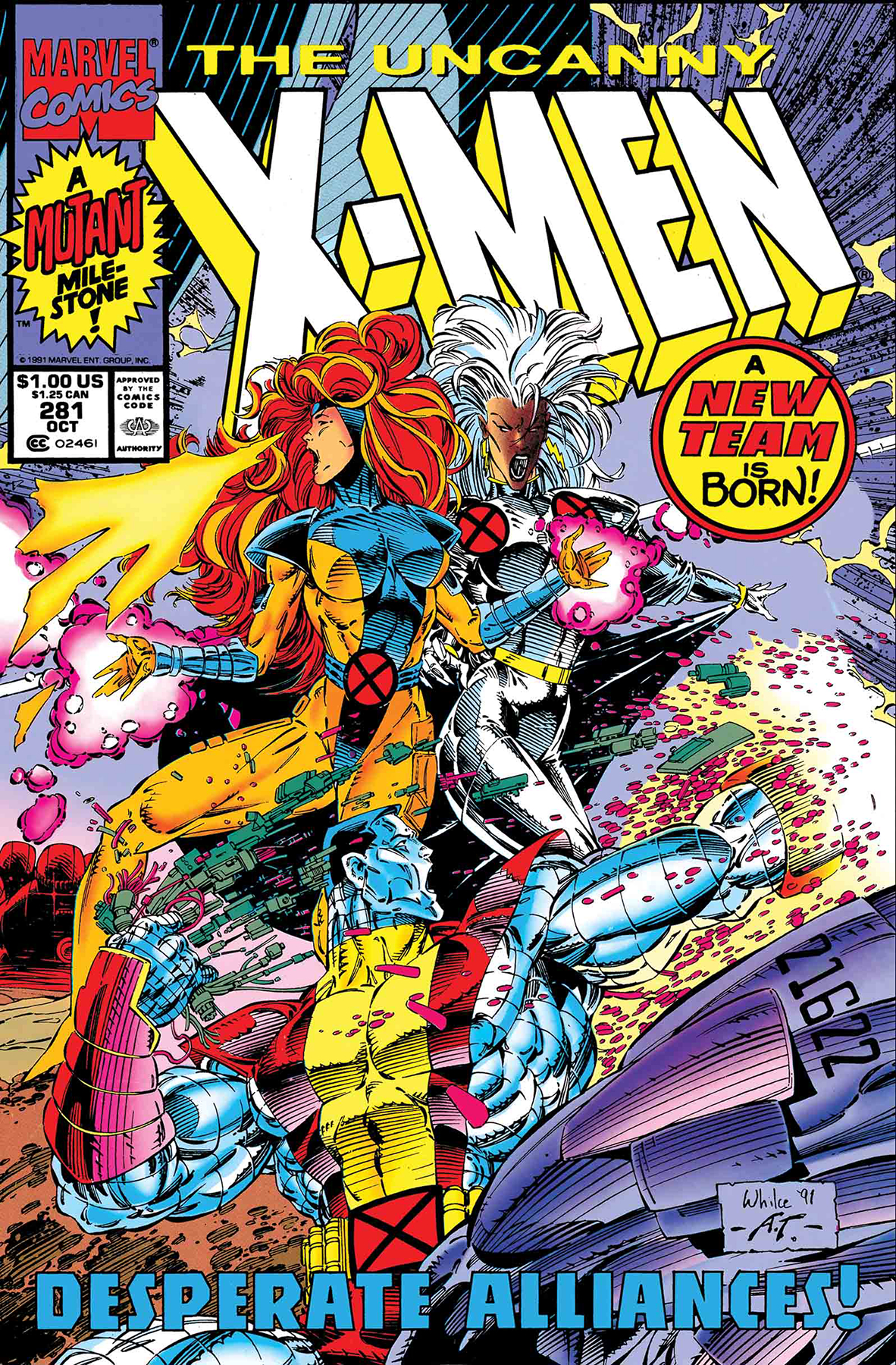 TRUE BELIEVERS X-MEN GOLD #1