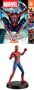 MARVEL FACT FILES SPECIAL #25 AMAZING SPIDER-MAN